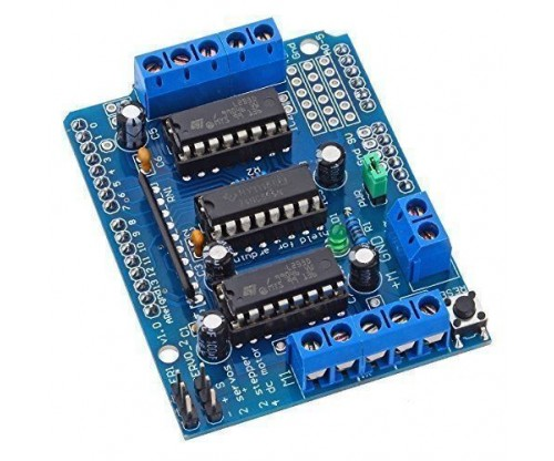 L293d Arduino Motor Drive Shield For Servo Stepper And Dc