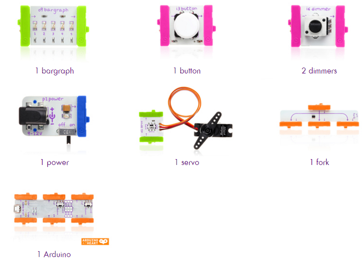 How To Build A Sub Box >> Buy littleBits - Arduino Coding Kit Online India