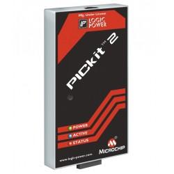 PICKIT 2 based PIC Microcontroller Programmer and Debugger