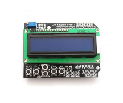 Lcd shield for arduino uno r