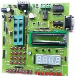 8051 Development  Board V3