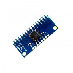 16-Channel Analog/Digital Multiplexer/Demultiplexer CD74HC4067