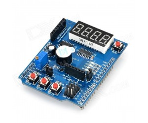 Multifunction Shield For Arduino Uno