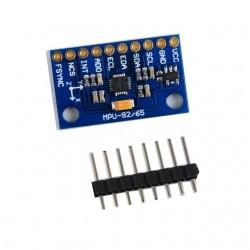 MPU9250 Module 9DOF Module Nine-Axis Attitude Gyro Compass Acceleration Magnetic Field Sensor