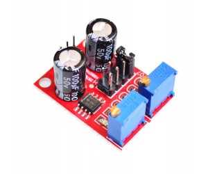 NE555 FREQUENCY ADJUSTABLE SQUARE/PULSE GENERATOR MODULE