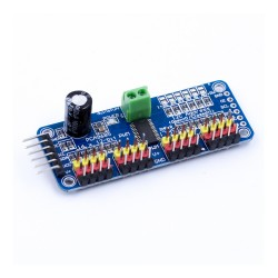 PCA9685 - 16-Channel 12-bit PWM/Servo Driver - I2C Interface