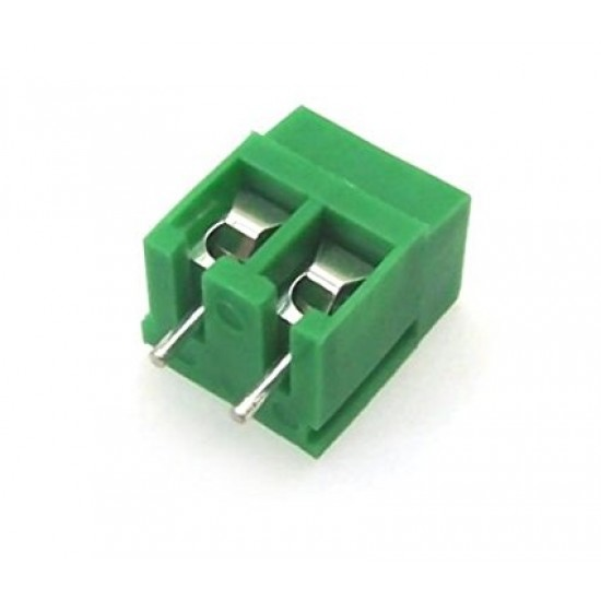 Screw Terminal Connector - 2 Pin - PCB Mount-5mm