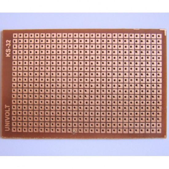 Small Dot Board  / Perforated PCB Board (2X3)