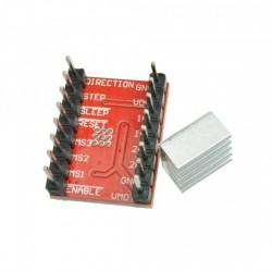 A4988 Stepper Motors Driver Module with Heat sink for Arduino/Raspberry-Pi/Robotics