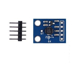 ADXL335 -3 (Triple) Axis Accelerometer - Module - Raw Voltage O/P