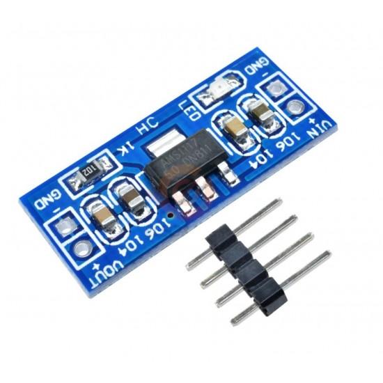 3.3V AMS1117-3.3V power supply module