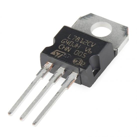 7812 – Voltage Regulator