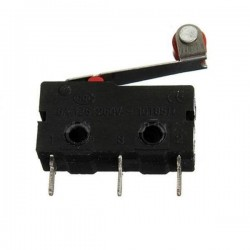 Micro Switch with Roller Lever