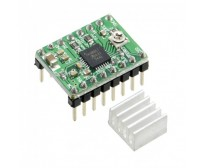 Green A4988 Stepper Motor Driver