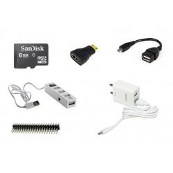 Raspberry Pi Zero W - Accesories Kit
