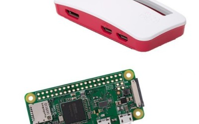 Raspberry Pi Zero W now available in Stock
