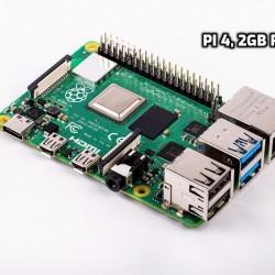Raspberry Pi 4 Model B - 2GB RAM