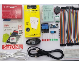 Raspberry Pi 4 Model B - 1GB - IoT Kit