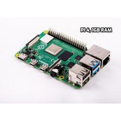 Raspberry Pi 4 Model B - 1GB RAM