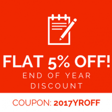 End of Year Discount, Flea Market & RepairSpace
