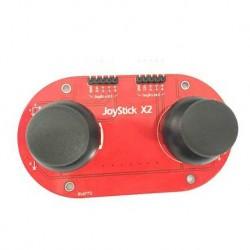 JoyStick X2 Game Rocker Arm Module for Arduino