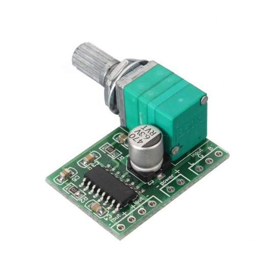 PAM8403 Audio Amplifier WITH POT