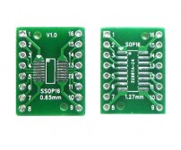SMD to DIP 16Pin Adapter
