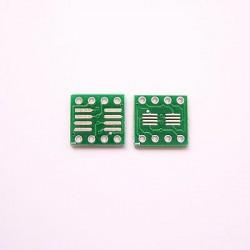 SMD to DIP 8Pin PCB Adapter