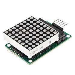 Dot Matrix Display Module with MAX7219 IC