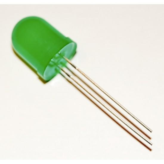 Large 10mm Green LED
