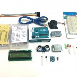 Arduino Uno  - Advanced Starter Kit
