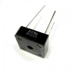 BR1010 - 1000V 10A Full Wave Bridge Rectifier