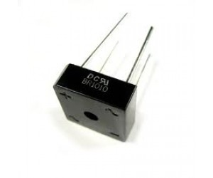 BR1010 - 1000V 10A Full Wave Bridge Rectifier