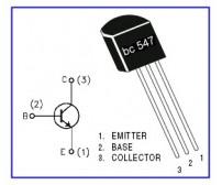 BC547 - NPN - Transistor