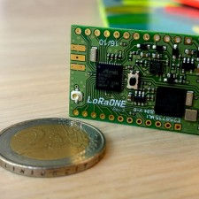 LoRaONE: the LoRa® IoT development board
