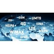 Cellular (GSM/GPRS 2/3/4/5G, NB-IoT, LTE-M)