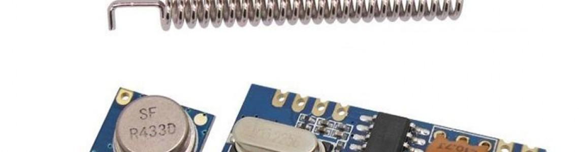 RF (315M/433M/2.4G)