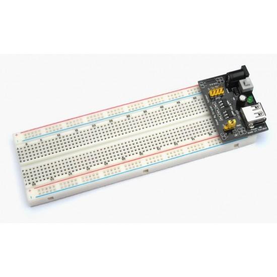 3.3v Breadboard Power Supply