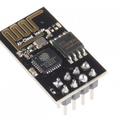 ESP01- ESP8266 Serial WiFi Module
