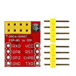 ESP-01 Breadboard Adapter