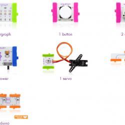 littleBits - Arduino Coding Kit