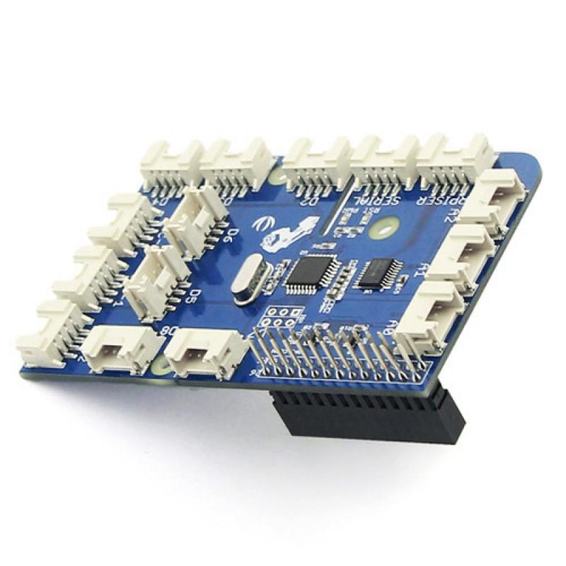 Buy GrovePi+ for Raspberry Pi (A/B/B+/Pi 2) - Buy Online