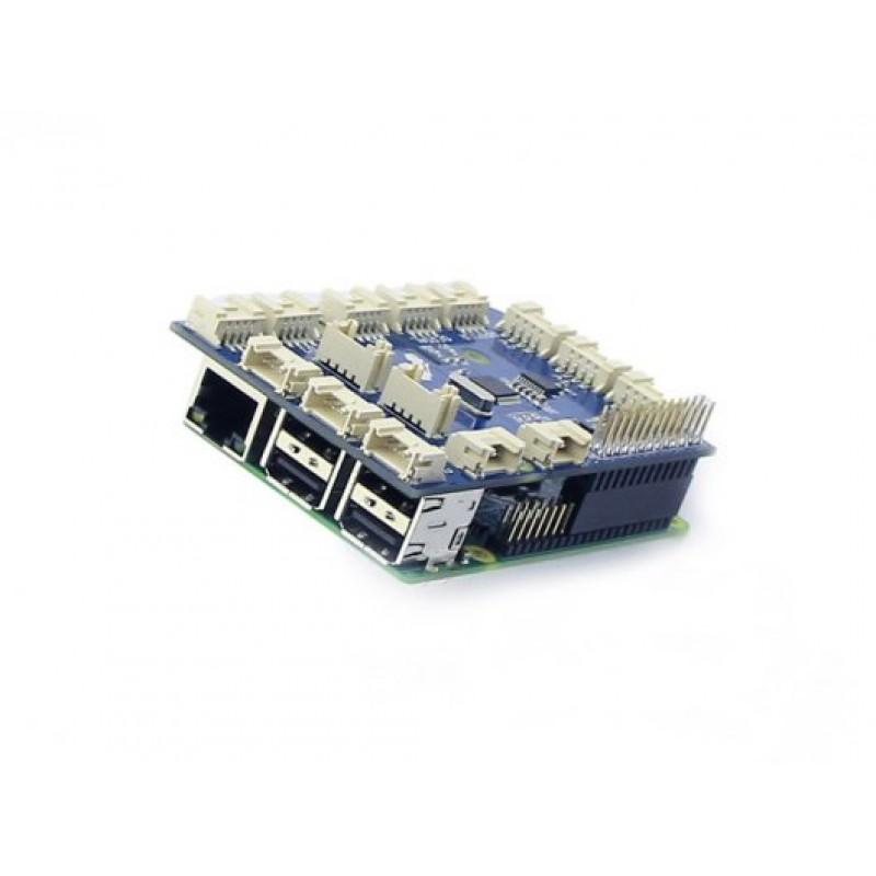 Buy GrovePi+ for Raspberry Pi (A/B/B+/Pi 2) - Buy Online India