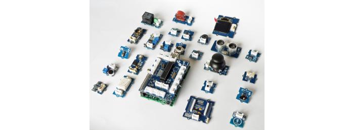 Grove Shield & Sensors