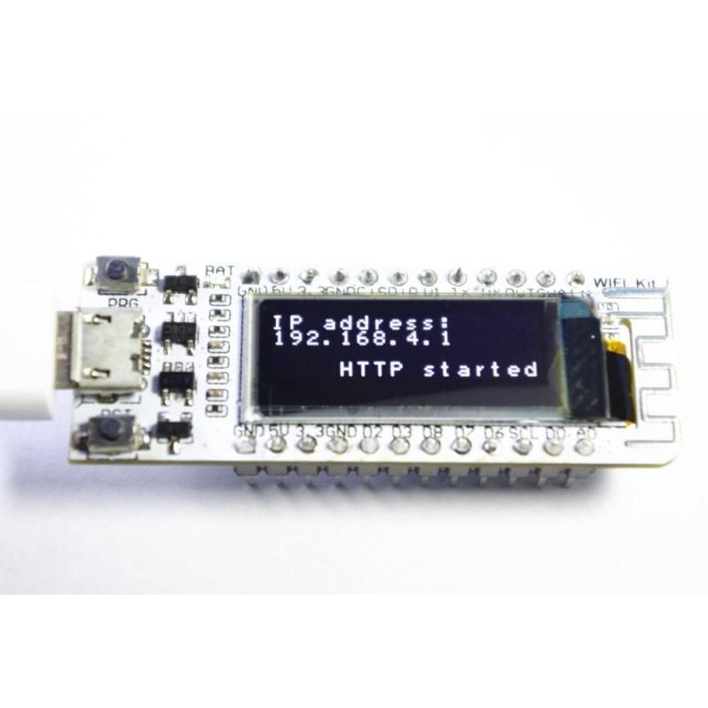 Buy Buy Online in India WiFi Kit 8 - ESP8266 Dev Board with