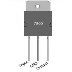 7806 - Voltage Regulator – 6V