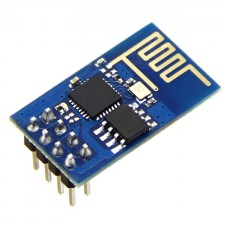 Getting started with the ESP8266 Low cost WiFi Module