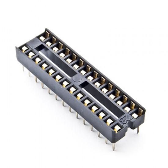 28 Pin IC Base