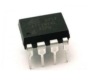 AtTiny45 Microcontroller