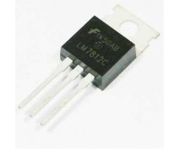 LM7812 – Voltage Regulator